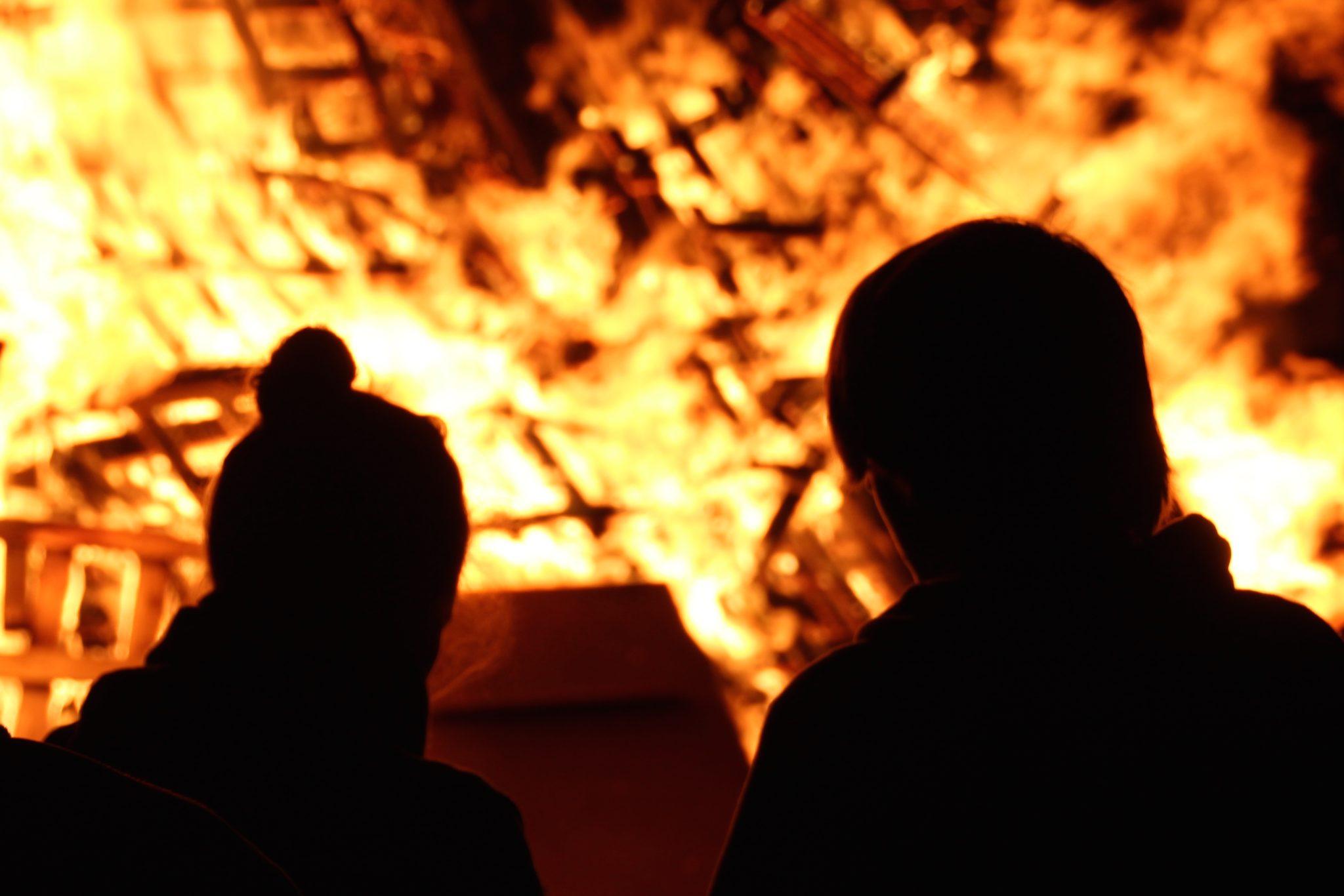 bonfire 2015