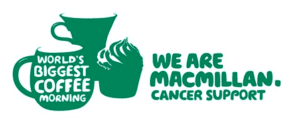 Macmillan Coffee Morning @ The Pavilion