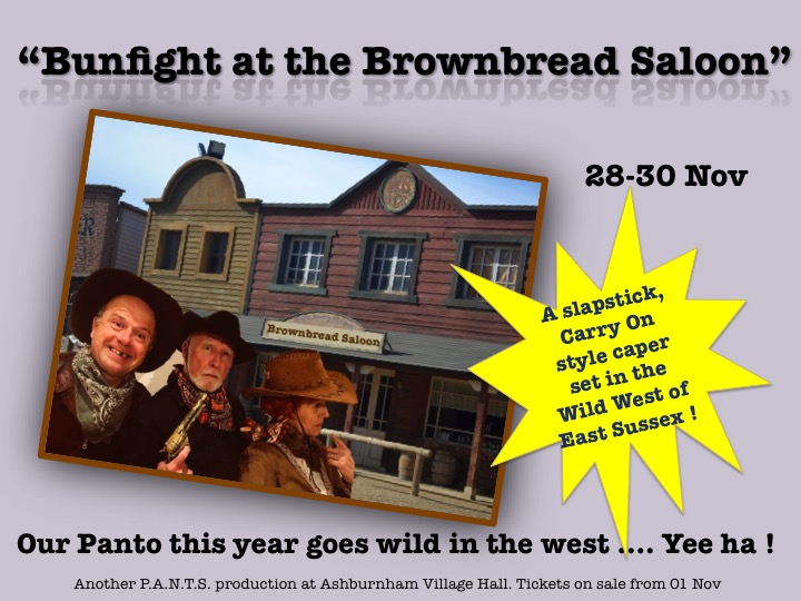 Bunfight at the Brown Bread Saloon