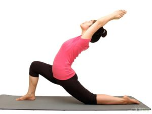 yoga pose picture